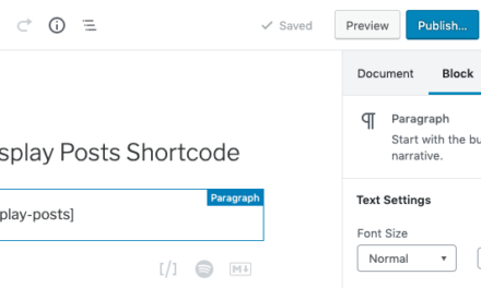 Create a wordpress shortcode in 2 minutes